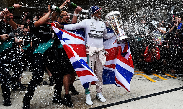 Formula 1 REPORTS: Lewis Hamilton will finally be knighted in New Year's Honours lis
