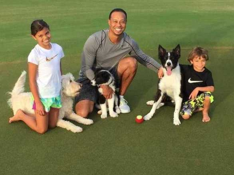 Tiger And Charlie Woods Wrap Up A Special Week With 'Memories For A Lifetime', and son Charlie capture hearts and minds during PNC Championship, while his older sister watches