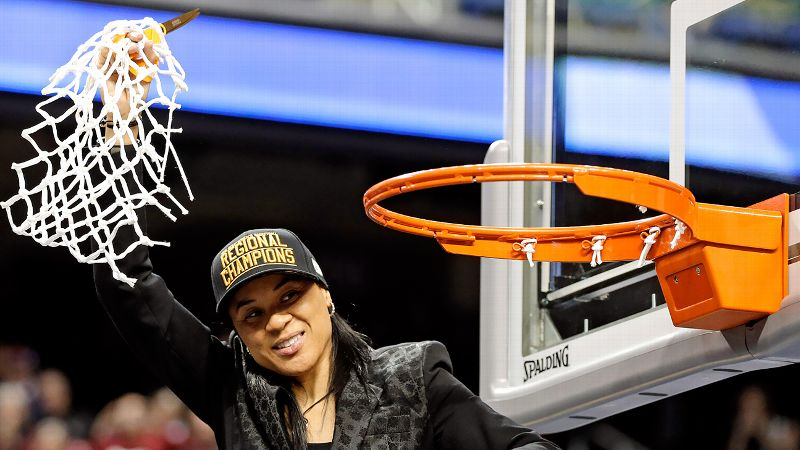 Dawn Staley and Adia Barnes, NCAA WOMEN'S HEAD COACHES, Will Make History In The Women's Final Four