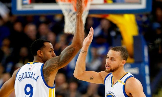 Stephen Curry, Andre Iguodala Hosting Tech Summit For Pro Athletes