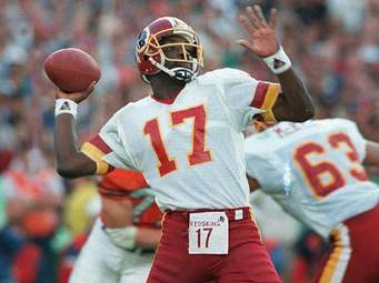 The Washington Redskins Promotes Their Former Super Bowl MVP Quarterback, Doug Williams To Senior Vice President Of Personnel