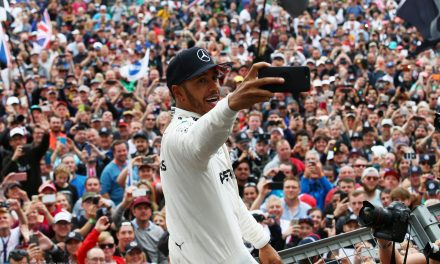 F1 Report: Lewis Hamilton's Fifth British GP Proves He's 'An Absolute Legend Of Formula 1'