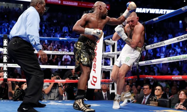 "How Floyd Mayweather Became Boxing's First $1 Billion Fighter, As He, Floyd ""Money"" Mayweather, ""#50-0, THE ONE AND ONLY UNDEFEATED BOXER IN THE HISTORY OF THE GAME, WON EVERY PROFESSIONAL BOXING MATCH IN HIS ENTIRE CAREER"", ""AN EXTRAORDINARY DEFENSIVEMIND"", Beats McGregor Too The Punch With His Fists"