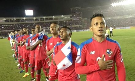 Panama doing it for Amilcar Henriquez, A Former Panamanian footballer