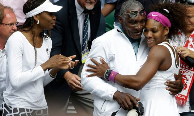 "RICHARD WILLIAMS, (VENUS AND SERENA WILLIAMS DAD AND TENNIS COACH), THE GREATEST TENNIS COACH OF ALL-TIME, ""THE GOAT OF TENNIS COACHING"""