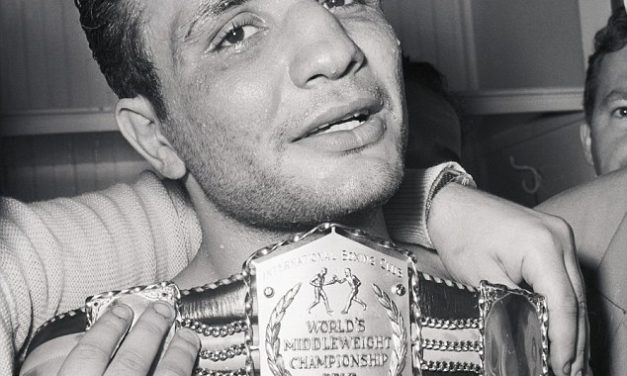 "Giacobbe ""Jake"" LaMotta, The Legendary Boxer Known As The 'Raging Bull' Boxer, Dies at 95"