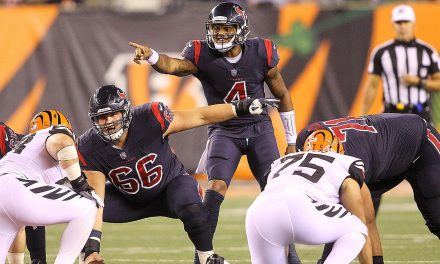 Deshaun Watson Gives The Texans Their First Victory Of The Season, Ignites The Offense And Entire Team, Gives Hope After Winning His 1st NFL Start. OH, HAPPY BIRTHDAY DESHAUN WATSON