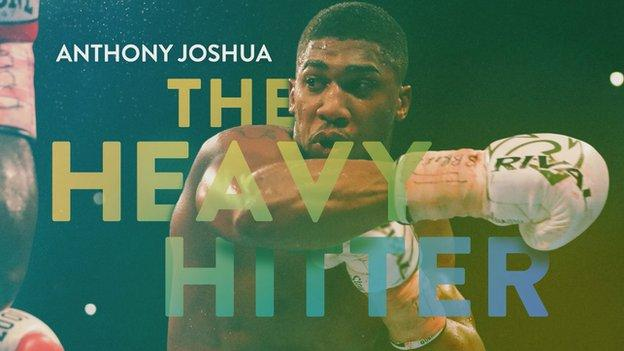 "ANTHONY JOSHUA(MBE),  CURRENTLY ""THE UNIFIED WORLD HEAVYWEIGHT CHAMPION"", IS A ""BBC SPORTS PERSONALITY 2017 AWARD CONTENDER"": ""THE MYBOYSAY GLOBAL SPORTS ENTHUSIASTS GROUP SAYS HE IS THE MAN, HANDS DOWN"