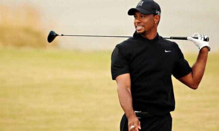 TIGER'S IMPACT STILL LARGER THAN LIFE