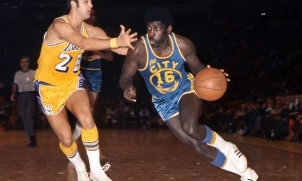 GOLDEN STATE WARRIORS' FRANCHISE ICON AL ATTLES RECIEVES ANOTHER LIFETIME AWARD HONOR