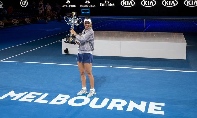 Caroline Wozniacki Ends Years Of Doubt With Maiden Grand Slam, The Dane Says She Now Has Nothing To Lose After Beating Simona Halep In An Epic Australian Open Final