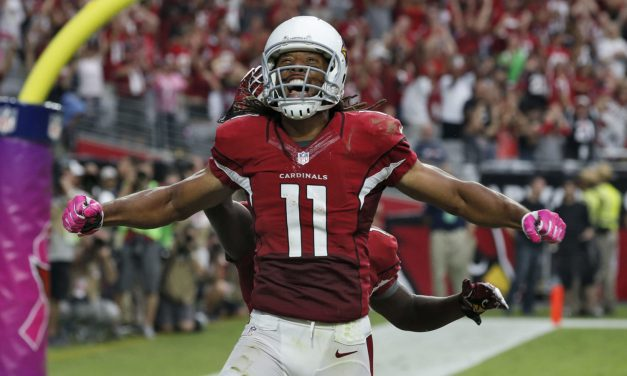 THE GREAT LARRY FITZGERALD, He is widely considered by fans, coaches and peers to be one of the greatest receivers in NFL history. selected for the Pro Bowl eleven times. He was named First-team All-Pro in 2008 and Second-team All-Pro twice in 2009 and 2011. As of September29, 2019, he is second in NFL career receiving yards, second in career receptions, and sixth in receiving touchdowns.