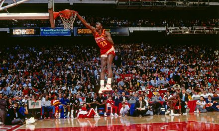 Dominique Wilkins Talks Michael Jordan, Windmill Dunks and Cars, Hall of Famer Dominique Wilkins is the Human Highlight Film
