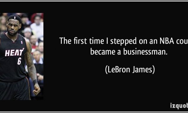 "SUCCESSFUL BUSINESSMAN, 3X NBA CHAMPION, ""LeBron James"" Backed Blaze Pizza Is Fastest-Growing Restaurant Chain Ever"