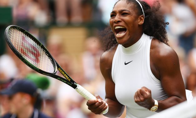 Serena Williams Voted 2018 AP Female Athlete Of The Year For 5th Time, AND YES, SERENA WILLIAMS IS THE GREATEST FEMALE TENNIS PLAYER OF ALL-TIME