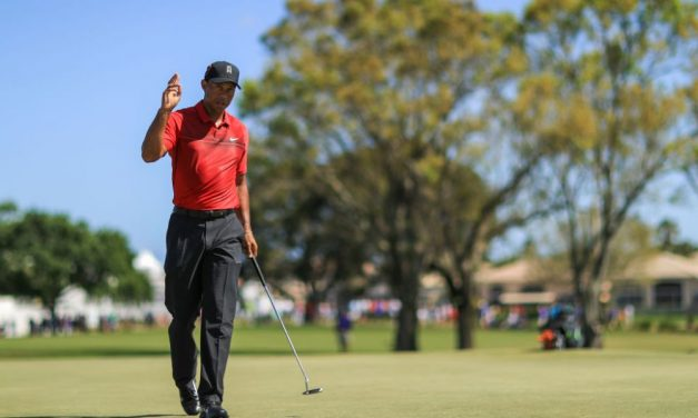 "Tiger Woods Closes With 70, Finishes The Tournament At Even Par For 12TH Place Overall, A Strong Week At Honda, The Goat, ""Tiger Woods"",  Looks Like He Could Get On A Roll,"