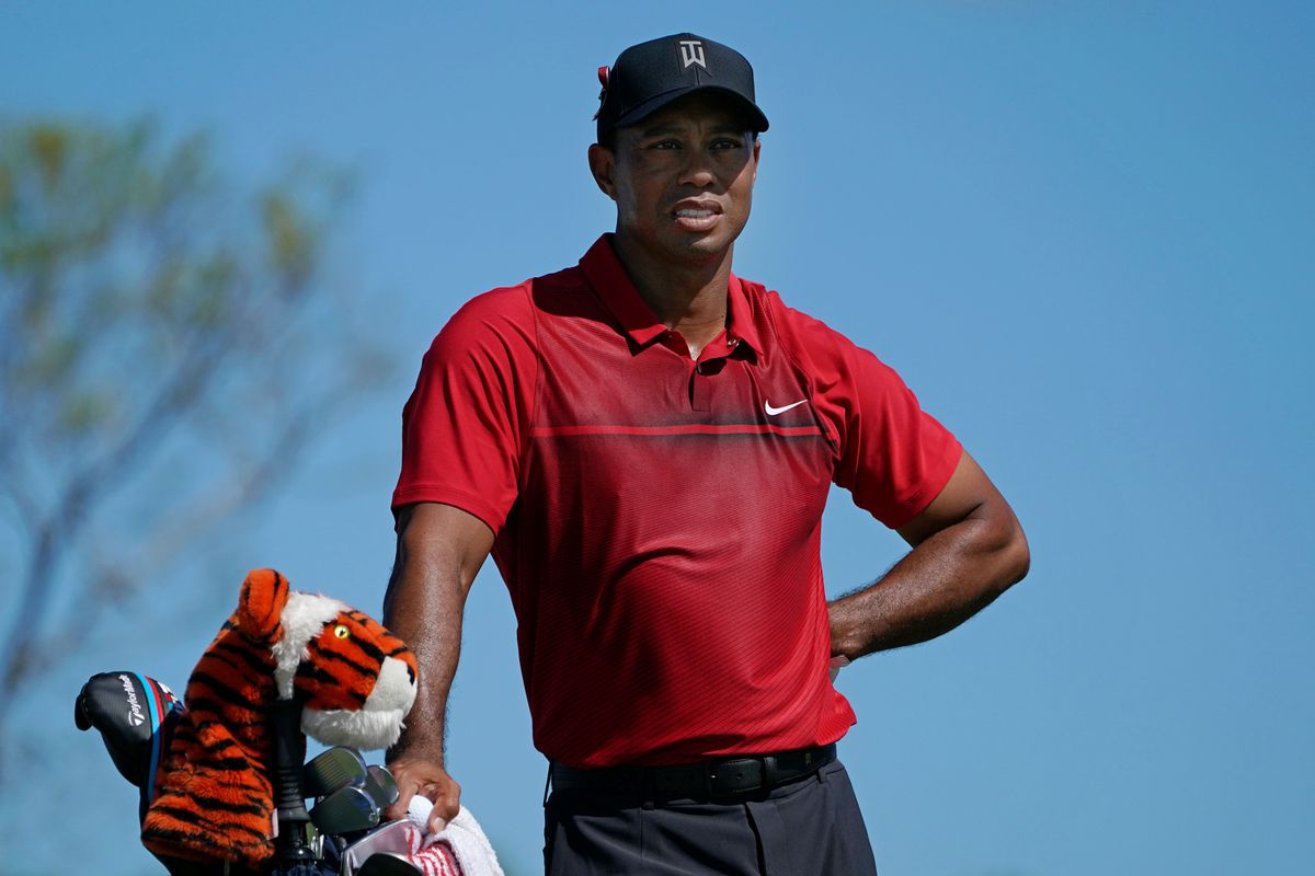Tiger Woods Closes With 70, Finishes The Tournament At ...