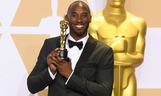"FORMER 5X NBA CHAMPION, 18X NBA ALL-STAR, 2X NBA FINALS MVP, CURRENT VENTURE CAPITALIST,  ""KOBE BEAN BRYANT"",  IS OFFICIALLY AN OSCAR WINNER"