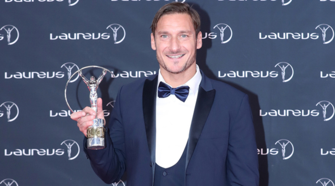 Laureus World Sports Awards 2018: Serena Willams, Roger Federer, Francesco Totti, And Mercedes F1 Were Among Winners Of The International Award Given By Laureus