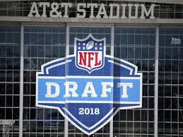 THE 2018 MYBOYSAY SPORTS NATION ENTHUSIASTS NFL DRAFT REPORTING FROM AT&T STADIUM OF THE COWBOYS IN ARLINGTON TEXAS OF THE ENTIRE DRAFT, DAY BY DAY