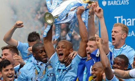 Man City Crowned Champions After Manchester United Defeated