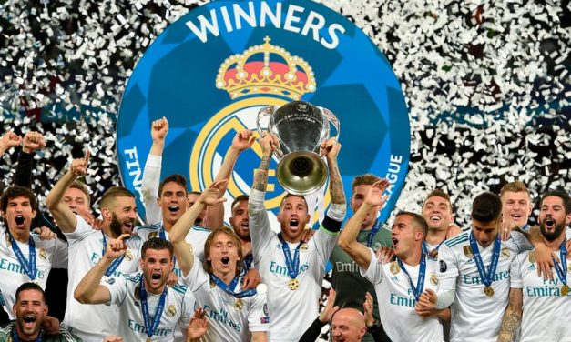Real Madrid Beats Liverpool In Champions League Final On A Wonder And Two Blunders