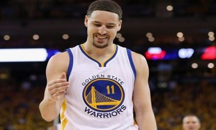 """THE GOLDEN STATE WARRIORS """"KLAY THOMPSON"""" IS DUE TO HAVE A 2018 NBA MVP FINALS PERFORMANCE"""