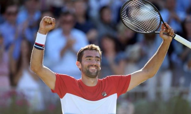 Marin Cilic Beats Novak Djokovic To Win Fever-Tree Championships At Queen's