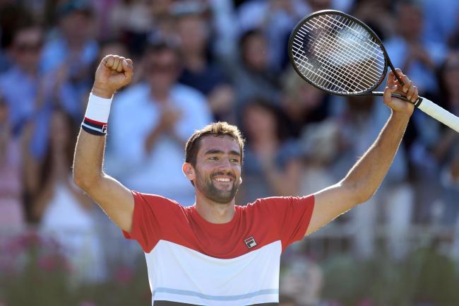 Marin Cilic Beats Novak Djokovic To Win Fever-Tree Championships At Queen's