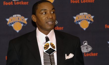 MEET THE ENTREPRENEUR, FORMER 2X NBA CHAMPION, Mr. Isiah Lord Thomas III