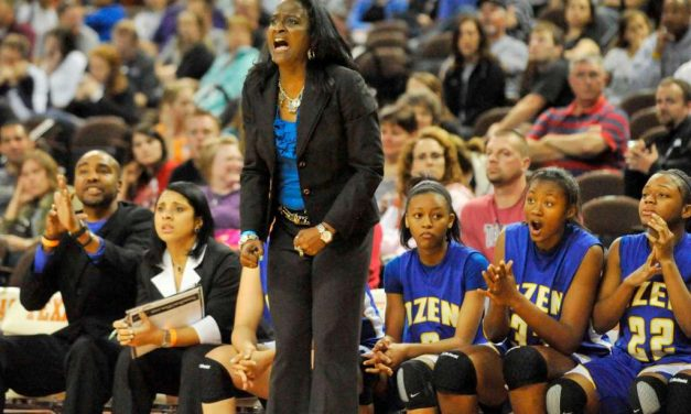 Beaumont United High School Womens Basketball Coach, Mrs. Tammy Walker-Brown, To Be Added To Dallas-Area Hall Of Fame.