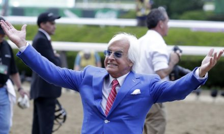 Justify Triumphs In The 2018 Belmont Stakes To Win The Triple Crown, And Bob Baffert Wins His 2nd Triple Crown Title