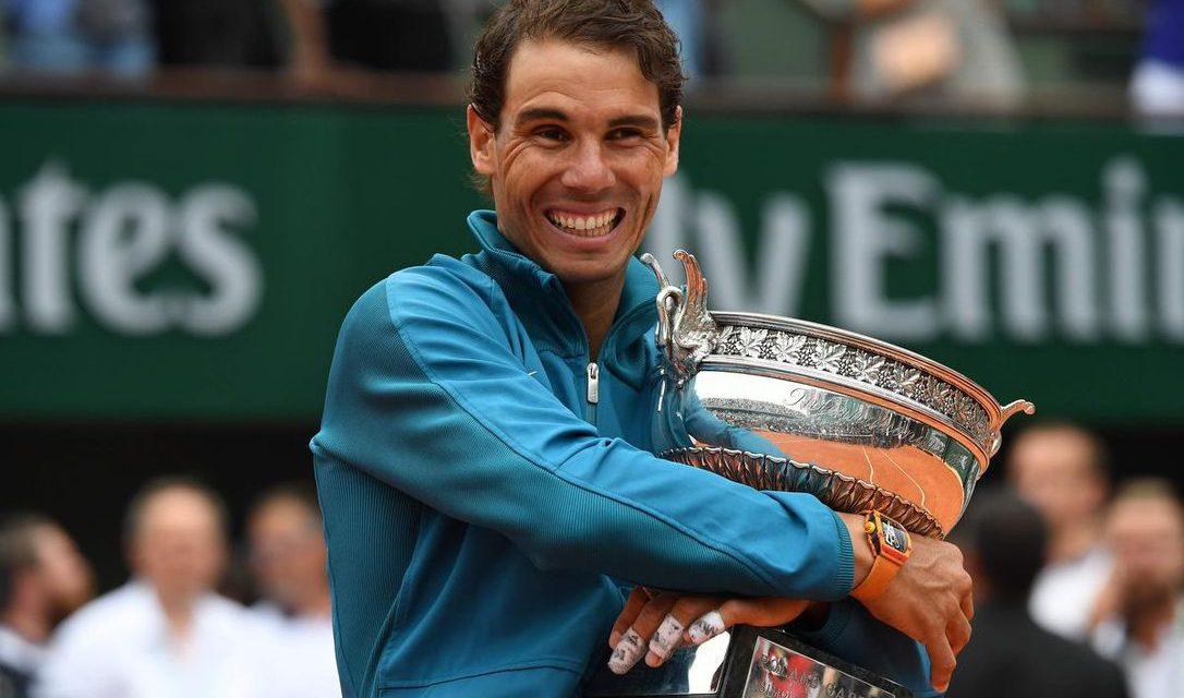 """Rafael Nadal Wins 11th """"Tournoi de Roland-Garros"""" French Open """"Championnats Internationaux de France de tennis"""""""