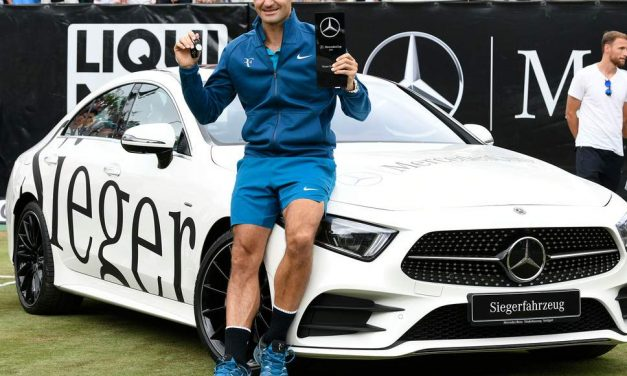 Roger Federer Wins Mercedes Cup With Victory Over Milos Raonic, Reigns As The No.1 In Mens Tennis