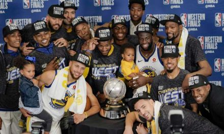 "The Golden State Warriors ""SPLASH BROTHERS"" (KLAY AND STEPH), Wins 3 Out Of 4 Straight NBA Titles, Winning The 2018 NBA Championship"