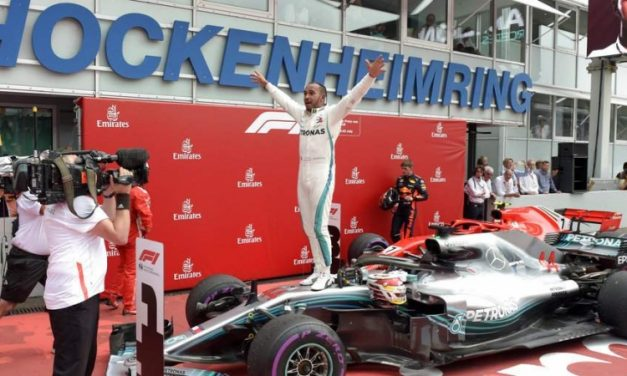 Lewis Hamilton Seals Miracle German Grand Prix Win, Hamilton Retakes F1 Title Lead After Astonishing German Grand Prix Victory