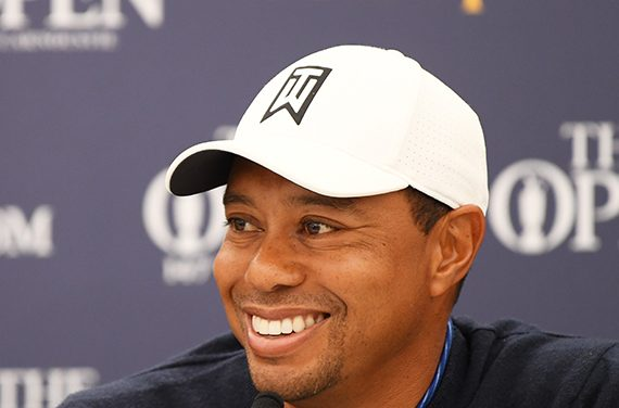 Tiger Woods Lights Up The Open But Claret Jug Slips Through His Gras