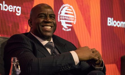 """Magic Johnson Enterprises"" Works With LAX Redesign, Also, An Extreme Makeover Begins At DIA, LaGuardia Airport Renovation, And More With ""JLC Infrastructure"" (A MAGIC JOHNSON COMPANY)"
