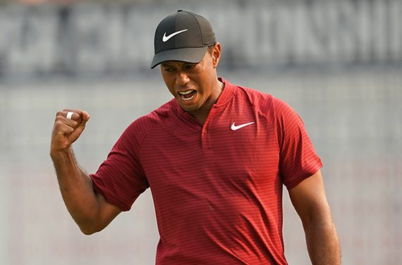 Tiger Woods is the greatest golfer of all time, the goat of golf.