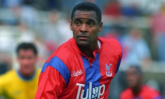 Mark Abraham Bright, Former Crystal Palace Player of The Year, Recounts His Footballing Journey