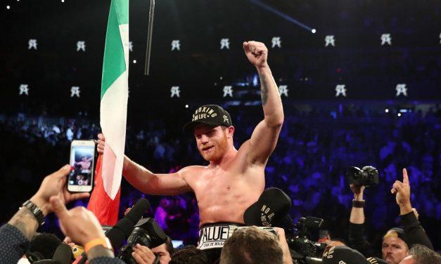 GGG vs Canelo 2: Canelo Alvarez wins narrow victory over Gennady Golovkin