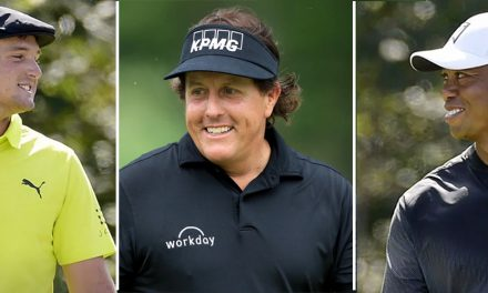 Tiger Woods, Phil Mickelson And Bryson DeChambeau Named To U.S. Ryder Cup Team