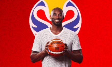 Kobe Bryant Named FIBA World Cup Global Ambassador