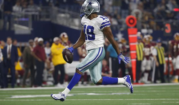 Amari Cooper 'making a bid for his cash,' says Cowboys owner Jerry Jones after big game, Explosive Amari Cooper: 'I just want to prove the Cowboys right'