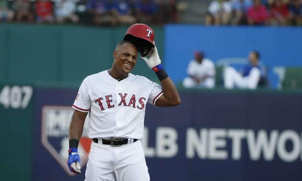 THE MLB TEXAS Rangers Great Adrian Beltre, one of the greatest third baseman in baseball history who became a member of the 3,000-hit club with the Texas Rangers, Retires From Baseball