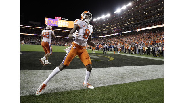 Clemson routs Alabama 44-16, Clemson uses big moments to topple Tide for title, As Christian Wilkins does it all for Clemson, And Will Be The No.1 Draft Pick Of The NFL 2019 Draft
