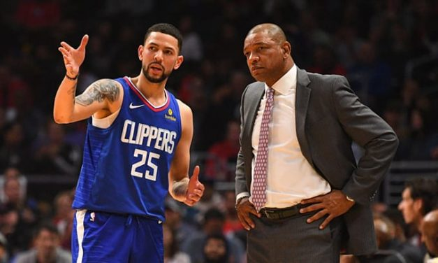 Doc Rivers Coaching Results Of The Depleted Los Angeles Clippers Franchise Was A Thing Of Beauty, And Clippers coach,  Doc Rivers signs long-term contract extension