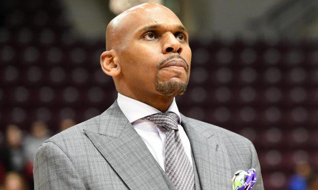 "Vanderbilt UNIVERSITY MEN'S BASKETBALL hires former 2× NBA All-Star (2000, 2001), NBA All-Rookie First Team (1996), Consensus first-team All-American (1995), First-team All-ACC (1995), McDonald's All-American MVP (1993), Toronto Raptor 905 Head Coach and G-LEAGUE CHAMPIONSHIP WINNER, CURRENT TORONTO Grizzlies assistant COACH, AND FORMER NORTH CAROLINA TAR HEEL GREAT,  ""Jerry Stackhouse"""