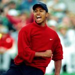 """Eldrick Tont """"Tiger"""" Woods, """"THE TRUE GOAT"""", """"THE GREATEST GOLFER OF ALL TIME"""", IS IN OUR PRAYERS, AFTER HIS CAR ACCIDENT TODAY.   WE LOVE YOU TIGER, FROM THE MYBOYSAYNATION GOLF ENTHUSIASTS"""