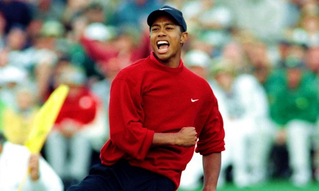 Tiger Woods Loves The Masters, And Augusta National Has Rewarded Him With 5 Green Jackets